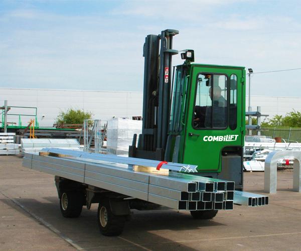 Combilift – Combi C-Series – Multi-directional Forklift – Long Load Handling - Aluminum (Aluminium) - Outdoor